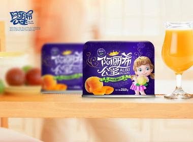 阿丽希公主黄桃条罐头