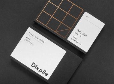 十桩品牌设计欣赏