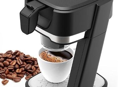 时光咖啡机-不带电机械咖啡机
