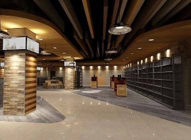乐山超市设计/乐山超市设计公司/乐山超市装修设计