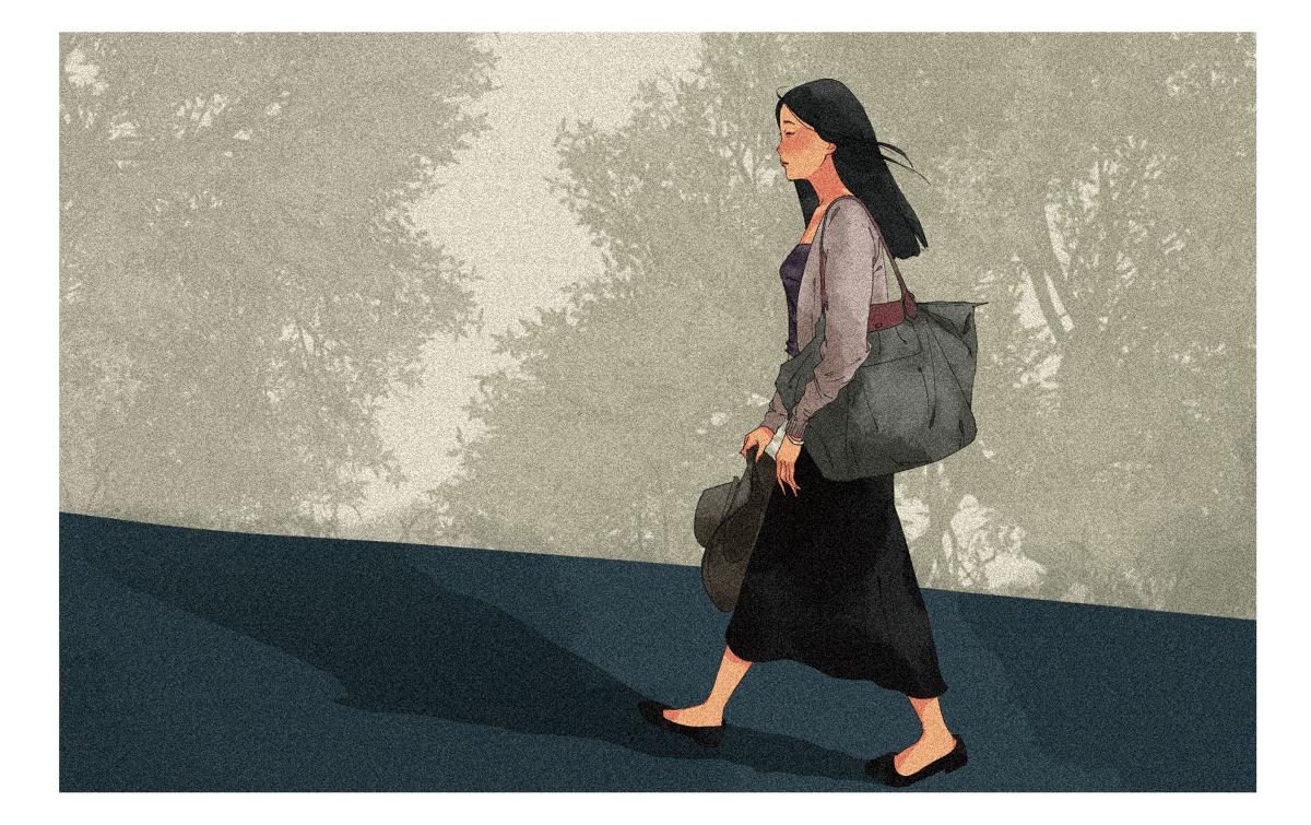 风格超美插画设计欣赏