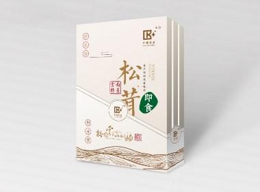 云南特产野生菌包装/牛肝菌/鸡纵菌/松茸礼盒包装/纸盒包装/密封袋包装