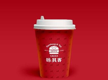 西式快餐品牌LOGO设计