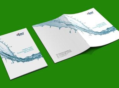 绿海湾实业-深圳画册设计