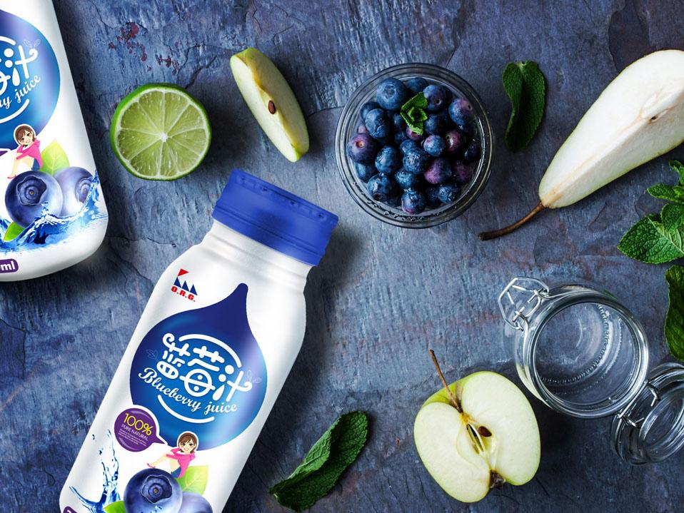 奥瑞金蓝莓汁