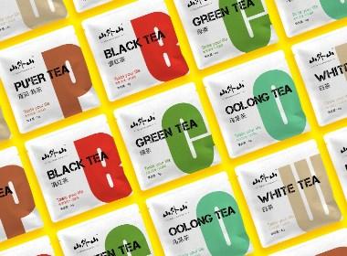 意形社—小袋茶包裝