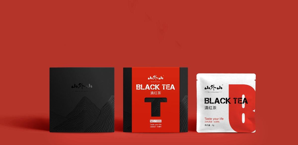 意形社—小袋茶包装