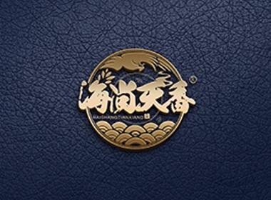 檐下雨燕,日渐驯良  --食品品牌logo/vi