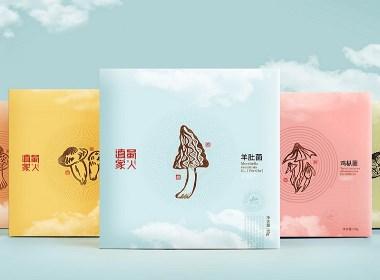 野生菌包裝
