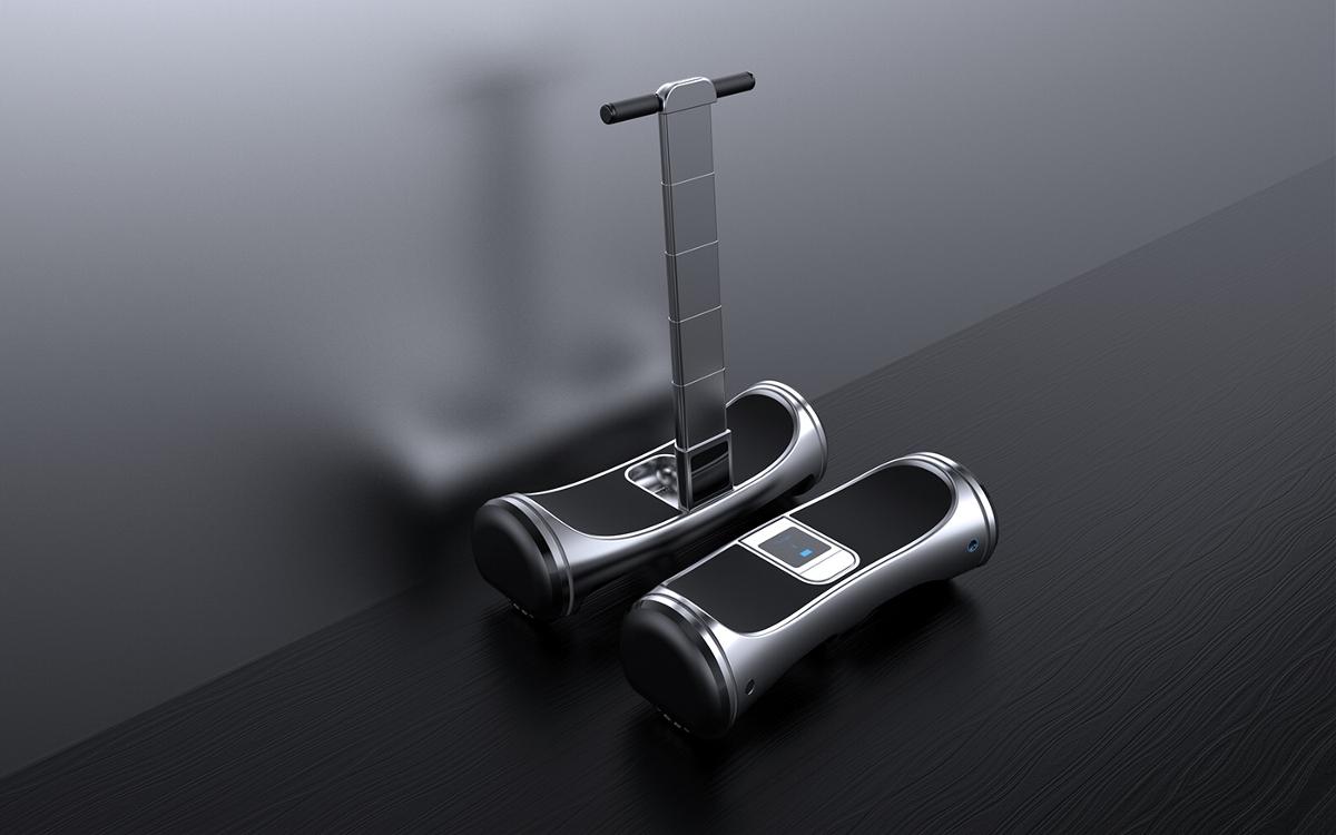 组合平衡车设计——Hoverboard 2.0