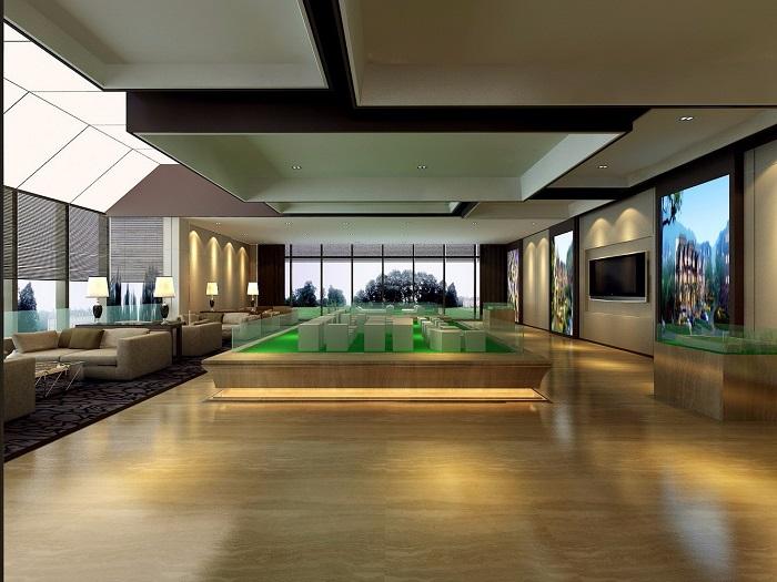 南充售楼部设计/南充售楼部设计公司/南充售楼部装修设计
