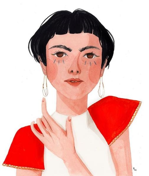 Maggie Cole Illustrator ​​​​插画设计