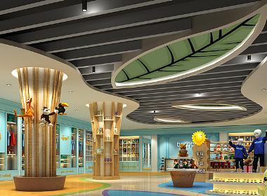 南充超市设计/南充超市设计公司/南充超市装修设计