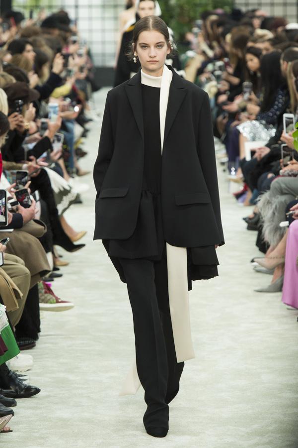Valentino 2018秋冬系列时装秀(一)