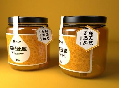 蜂蜜品牌包装设计