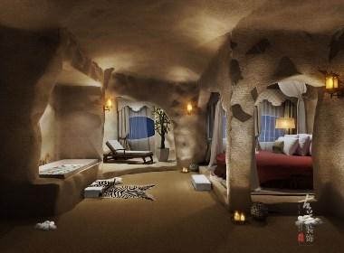 成都主题酒店设计公司_泸州热气球主题精品酒店设计