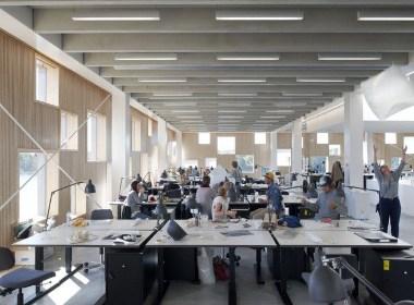 瑞典于默奥大学建筑学院-领客云创设计网