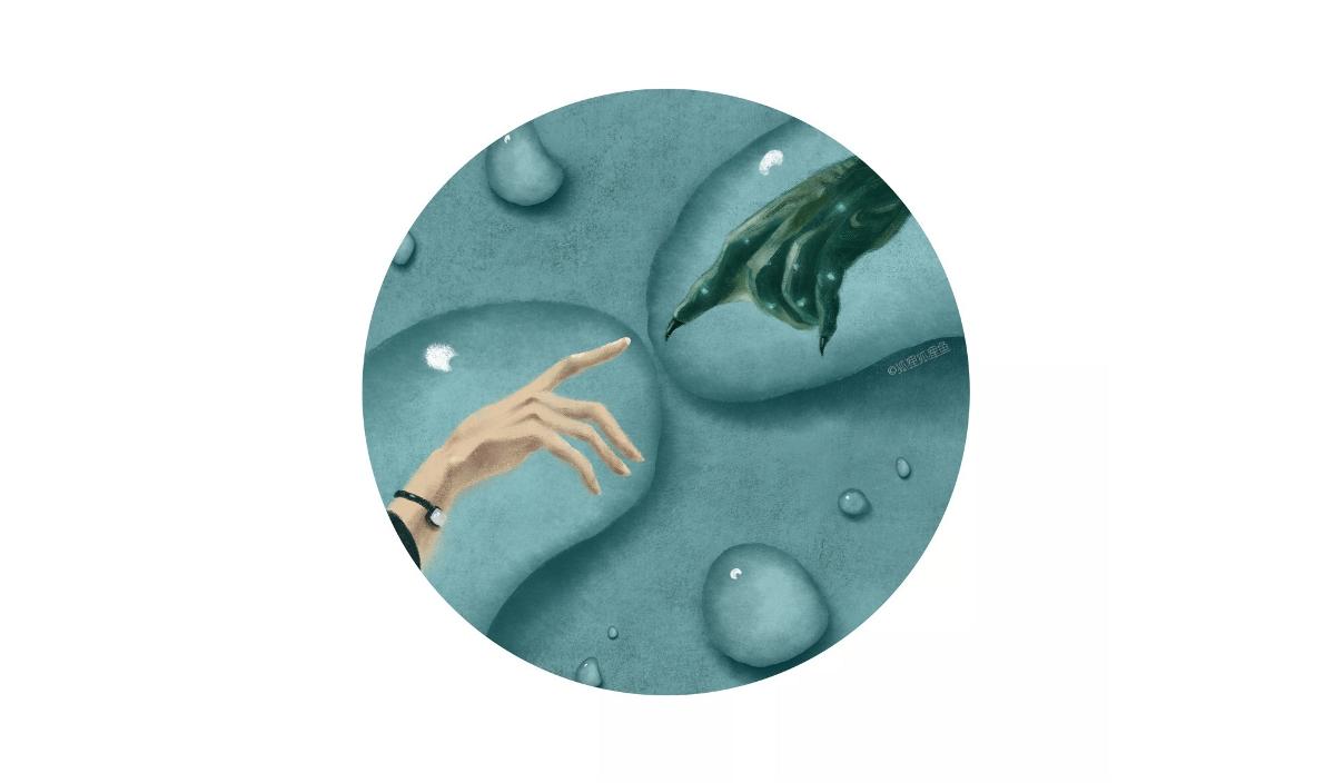 水形物语—插画欣赏