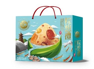 天唐出品丨端午粽子包装策划