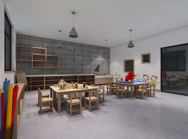 浙江金华市浦江县 宝贝世家 幼儿园教育机构设计