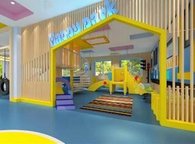 山东曲阜新爱婴幼儿园 设计效果图