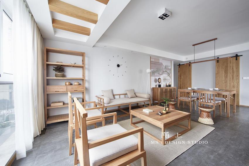 新中式家居風格