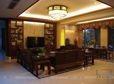 """中式别墅装饰,呈现""""中国风""""的含蓄之美"""