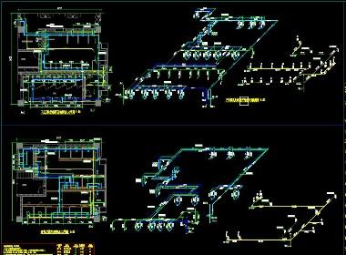 易鸟水电设计公司:水电设计、水电施工图外包作品