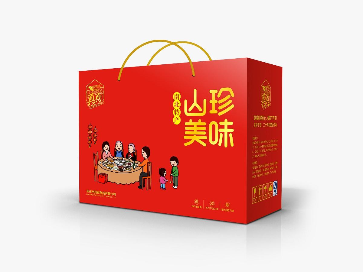 南北干貨特產禮盒