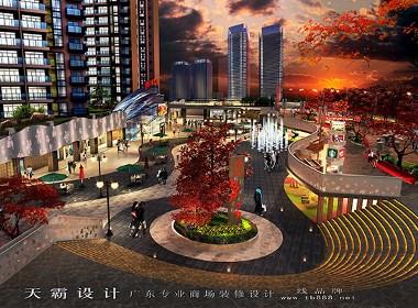 知名商业街设计公司的商业街设计分享