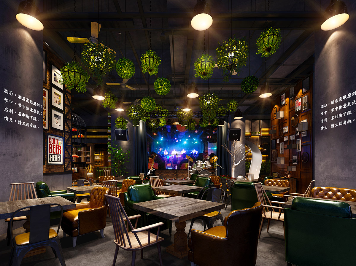 成都主題餐廳設計|成都主題餐廳裝修|特色主題餐廳設計案例