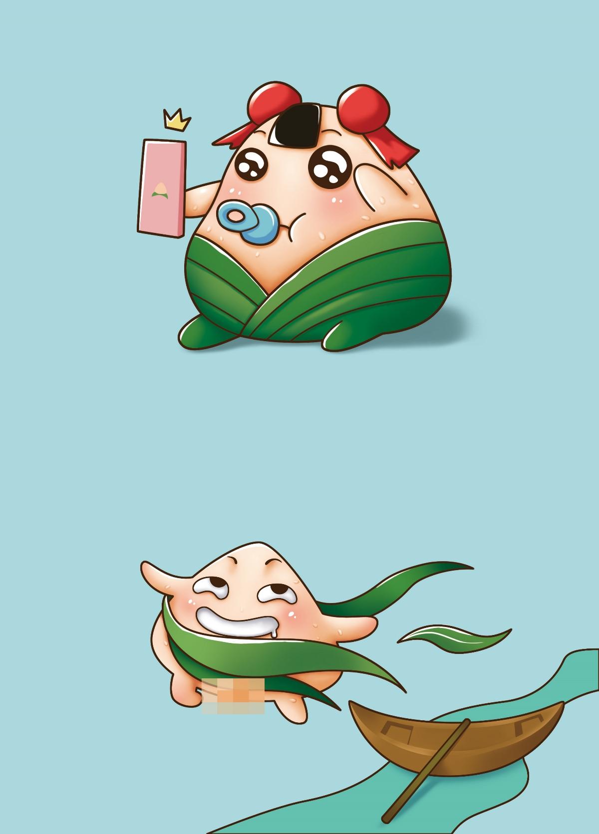 天唐出品丨《粽小宝》端午主题包装策划