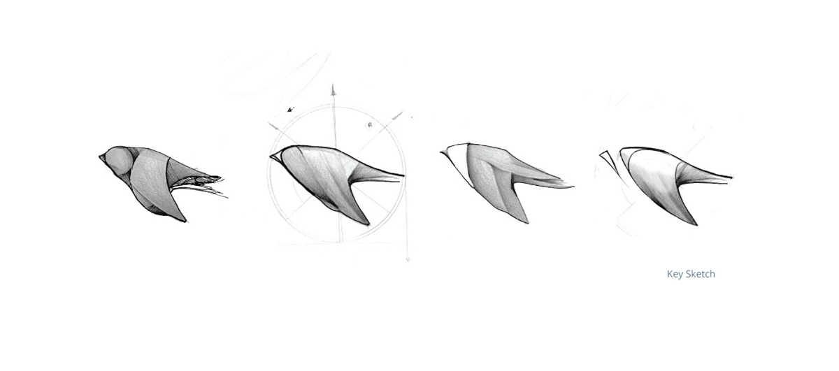 南風 VI設計