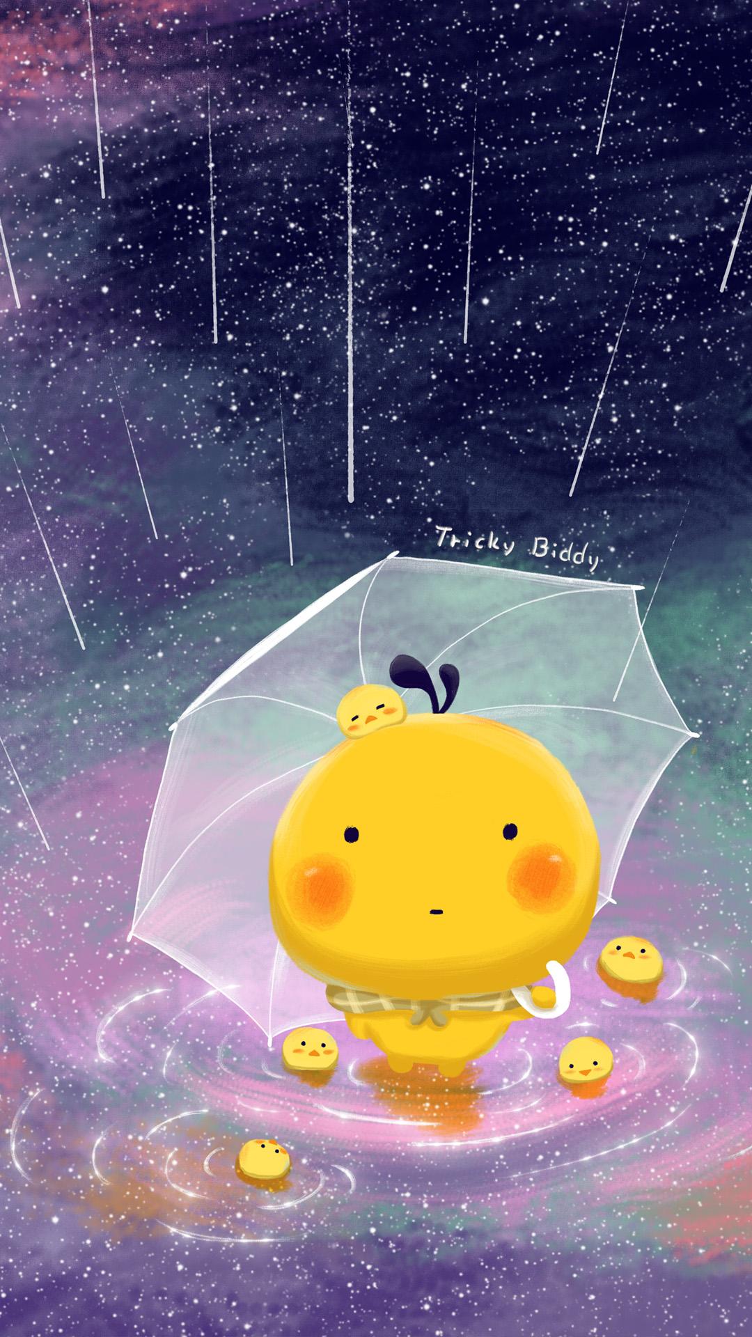 日出日落下雨望星