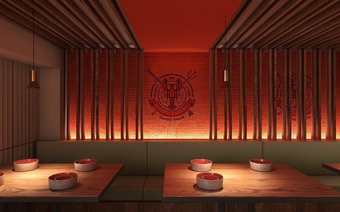 """秦淮河畔,""""紅大龍蝦""""盛宴,吃貨首選地"""