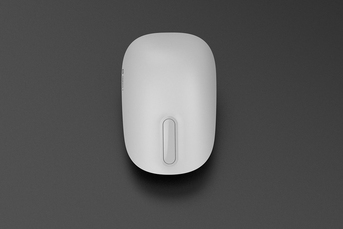 電容式觸屏鼠標