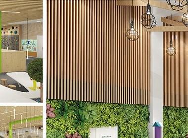 汉中幼儿园设计/汉中幼儿园设计公司/汉中幼儿园装修设计