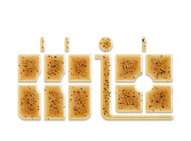 Qudi 成都曲迪食品商标设计