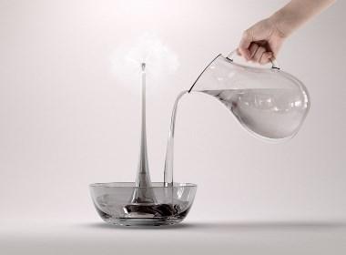 灵感来自蒲公英的创意产品设计