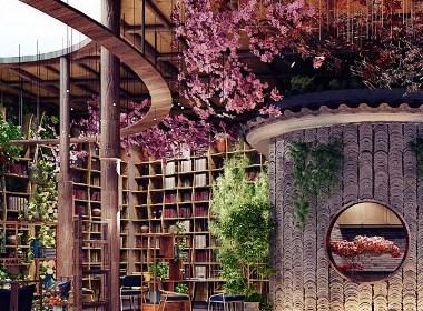 四川泸州《花逸酒店》---都市里的客栈遐想