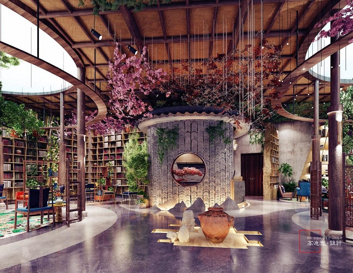 四川瀘州《花逸酒店》---都市里的客棧遐想