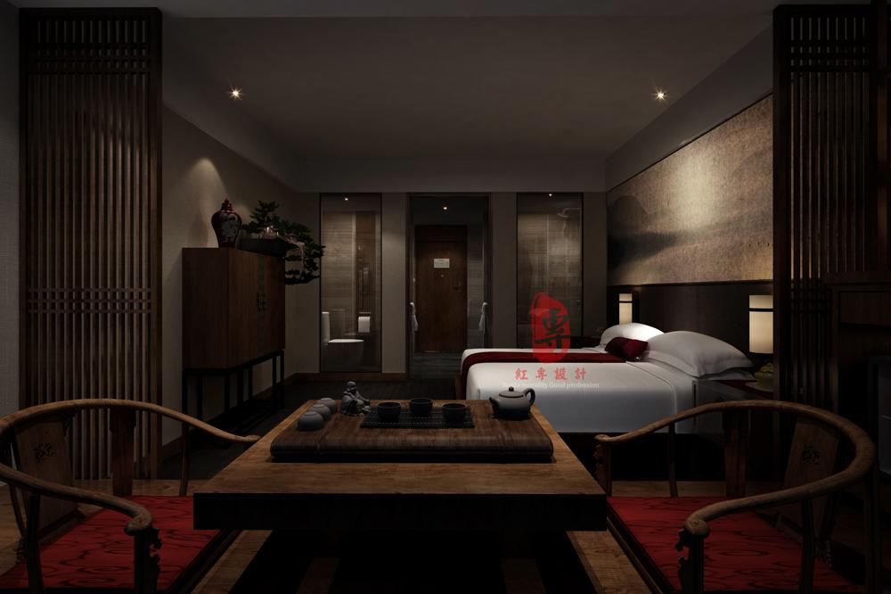濟南靜廬:質樸、精致的禪韻酒店設計
