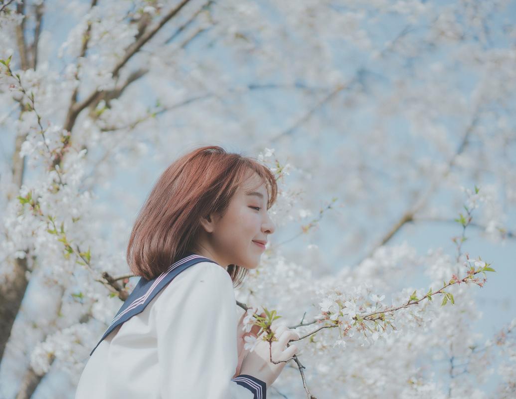 樱花日记—人像摄影