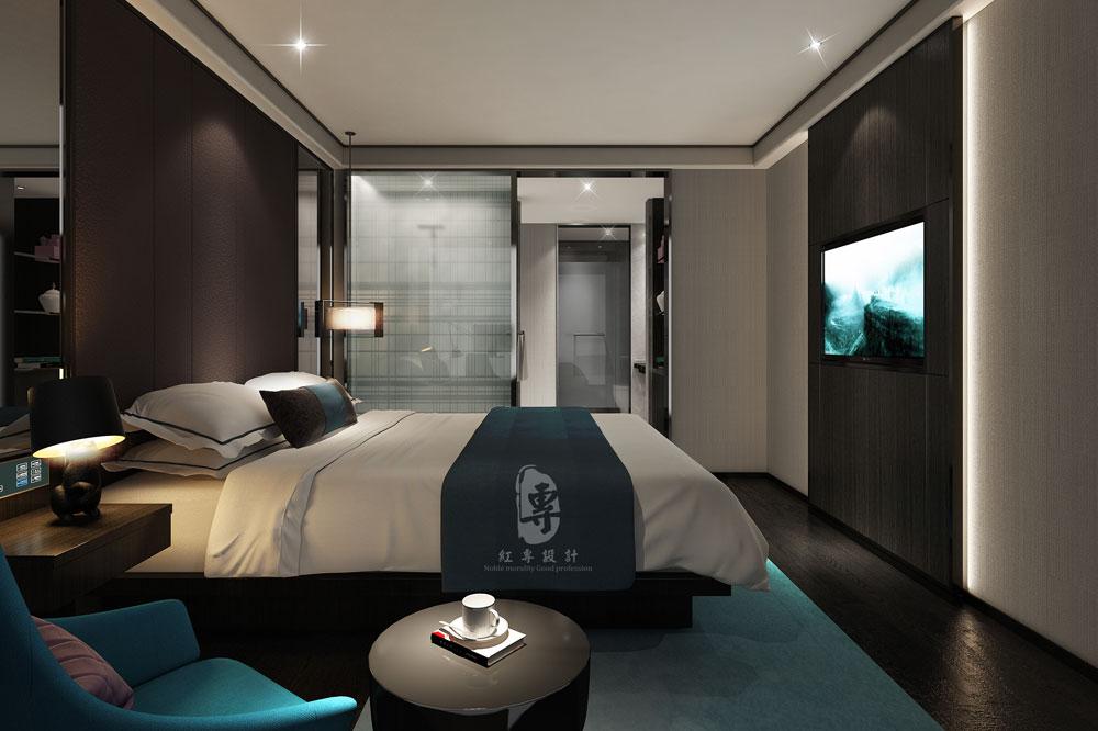 時尚酒店設計的典范:貴州瑞萊屋精品酒店