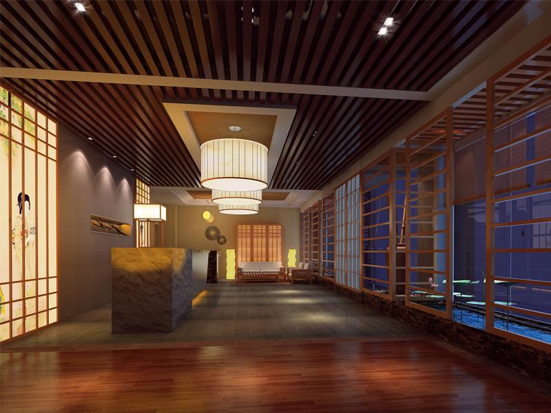 日式美容院設計案例|廣州美容院設計裝修