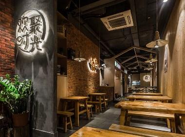 餐饮设计——华空间木屋烧烤深圳店设计