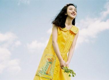 白日梦蓝—人像摄影
