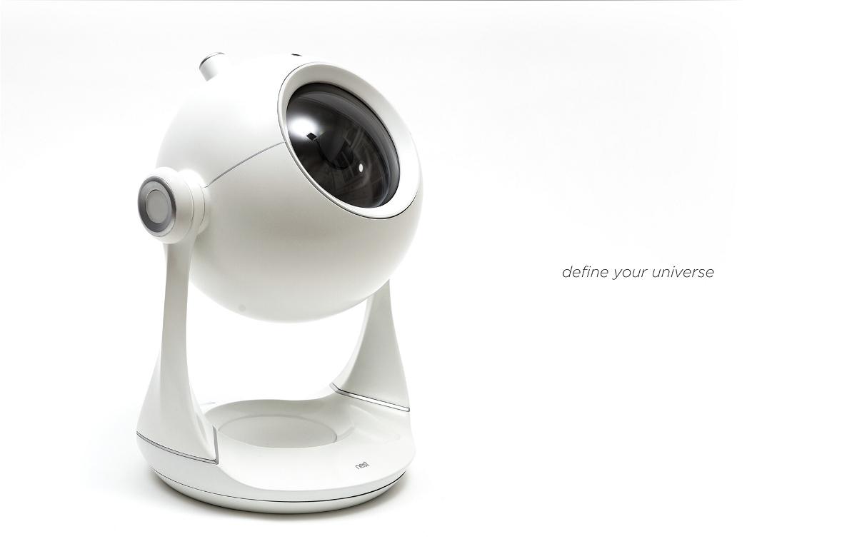 伽利略- AR望远镜产品设计欣赏
