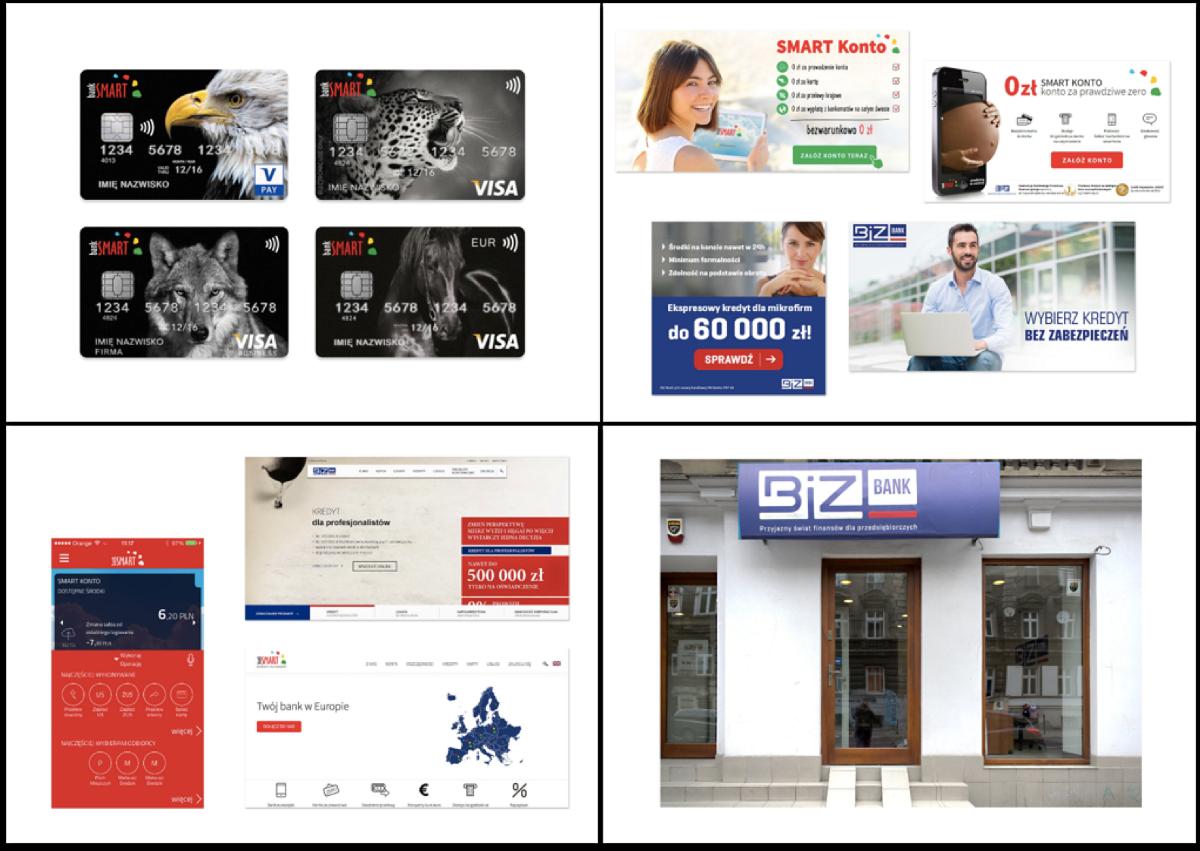 波蘭Nest Bank銀行品牌策略及設計