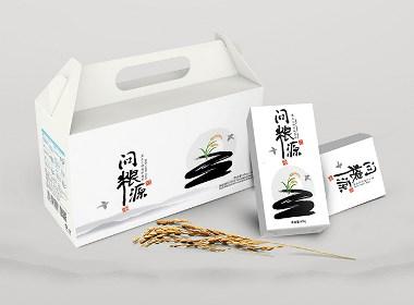 问粮源品牌包装